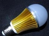 LED仿夏普配PC蘑菇灯罩球泡灯5*1W