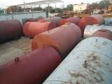 大量二手油罐-储罐-油桶-铁罐-吨桶-油缸3立方-75立方