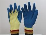 凯夫拉浸胶防割手套5级 防割手套正品战术防滑劳保防切割手套