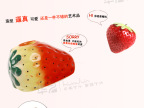 5.5元热卖!爆款!陶瓷底座水果叉