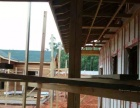 厂家批发各类防腐木,承接木结构工程