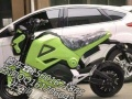 雅迪电摩熊猫车60v