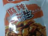 全国名小吃 上海久久丫 麻辣花生 一箱10斤