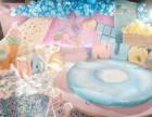 长沙攸悦气球 独角兽生日主题布置 宝宝宴策划布置