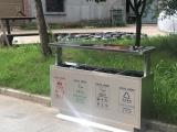 郑州星沃厂家现货直供分类果皮箱支持定制