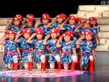 迷彩弹力儿童演出服饰/兵娃娃演出服装/舞蹈服/成人迷彩舞台服装