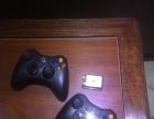 出售个人用xbox 360游戏机一部带两个手柄