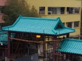 西安仿古琉璃瓦-西安畫風建筑工程有限公司
