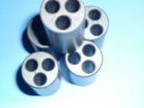 镍锌三孔磁环 外径16mm高度28mm内径5mm 穿线磁通