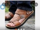全新男士真皮沙滩鞋只要39元,淘宝搜索店铺 苍南鞋城