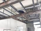 专业钢结构搭建 现浇阁楼 楼顶改造 loft商铺搭建