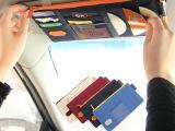出口韩国正品GMZ汽车内饰遮阳板 驾驶位悬挂CD包 车用收纳袋