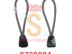 高档户外织带拉牌定做\箱包用织带拉链唛\专业的PVC拉链尾绳厂家