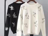 外贸棉服批发毛衣开衫各种外套3元起全年有现货