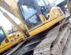 湖北小松PC350二手挖掘机