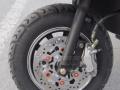 越野者样品电动车大踏板电动车便宜出售了