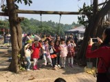 深圳农家乐周末休闲游亲子团队实践农场观澜九龙山生态园