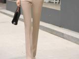 韩版百搭休闲长裤 女装低价批发 服装打折加工 少女服装代理|Z0