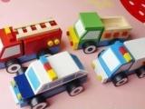 益智玩具 汽车玩具 拼装汽车 六一汽车