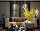 重庆美的家全案装修设计-新中式风格客厅装修设计