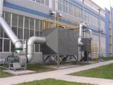 RCO催化燃烧净化设备 有机废气处理催化燃烧设备