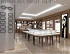 长沙眼镜店设计装修烤漆眼镜展柜制作