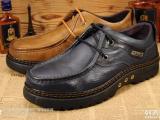 广东品牌皮鞋加工厂生产外贸休闲真皮配资官方网 商务皮鞋正装男士皮鞋等