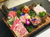 日式烤肉厨师 日式自助烤肉厨师