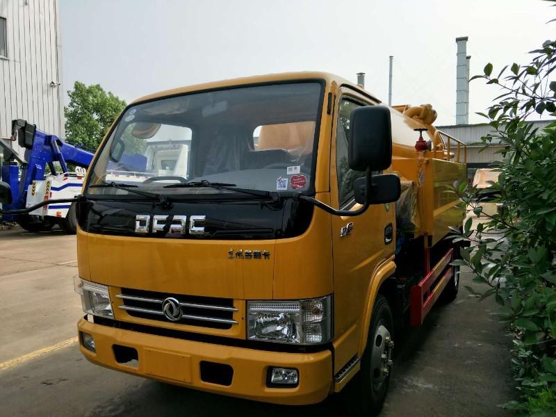 深圳罗湖出售新款东风3吨至20吨吸污车污水处理车厂家直销