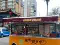 出售电动快餐车,带摊位带小吃加盟。