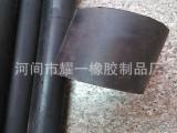 厂家直销!黑色天然橡胶棒 圆柱减震橡胶垫块 机床减震橡胶棒