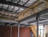 宝坻区阁楼设计钢结构阁楼制作底商钢结构隔层制作