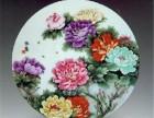 王跃祖瓷板画市场价格及私下交易行情