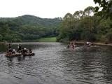 广州白云周边特色农家乐可以烧烤野炊钓鱼团建会议