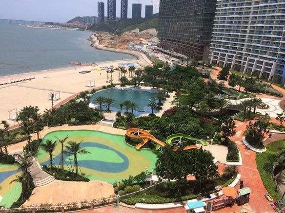 惠州海景房, 莱美水榭湾超级笋盘,精装修百变户型莱美水榭湾