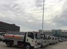 江门低价出售二手油罐车1年100万公里3.3万