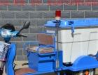 聚乙烯電動三輪保潔車、小型垃圾車低價促銷