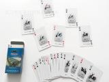 供应各种广告扑克牌定制 厂家印刷广告扑克 宣传促销礼品扑克