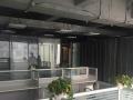 通州CBD万达广场166平精装修隔断间公共办公区