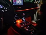 鄭州經開區奧迪Q5L氛圍燈汽車改裝款式齊全 質量保證