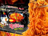 批发韩国进口食品 三养火鸡炒面拌面干拌炒