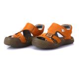 2014新款儿童凉鞋 夏季男童鞋子真牛皮凉鞋 女大童沙滩凉鞋童鞋