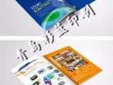青岛开发区彩蓝印刷传媒 画册 vi设计 数码快印立等可取