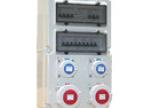 IP66防水聚碳酸酯配电箱、IP44聚碳酸酯电源箱、工地检修电源箱