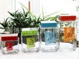 供应玻璃罐,玻璃容器,玻璃制品,密封储物罐,糖果罐