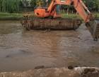 枣庄公司要水陆挖掘机出租,求可靠的水陆挖掘机出租公司电话