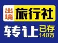 本人因回老家发展欲将名下北京国际旅行社转让