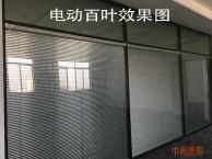 嘉定电动窗帘定做 上海嘉定区窗帘定做公司会议室卷帘垂直帘定做