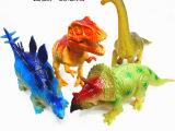 新款仿真恐龙模型玩具 发声软塑胶恐龙仿真动物玩具 会叫会发声