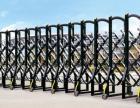 宁波电动伸缩门厂房电动道闸专业维修定做